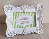 Table Sign - candy buffet, guestbook, treat sign - PRINTABLE only