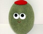 Spanish Green Olive - Plush Food