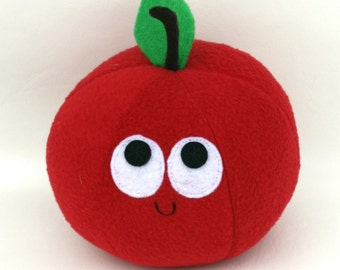 McIntosh Apple - Plush Food