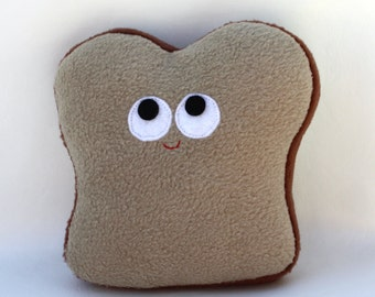 Toast - Plush Food