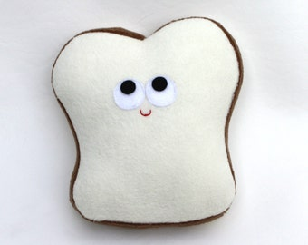 White Bread - Plush Food