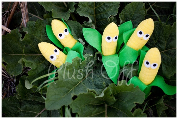 Corn On The Cob Postcard - 2011 Edition