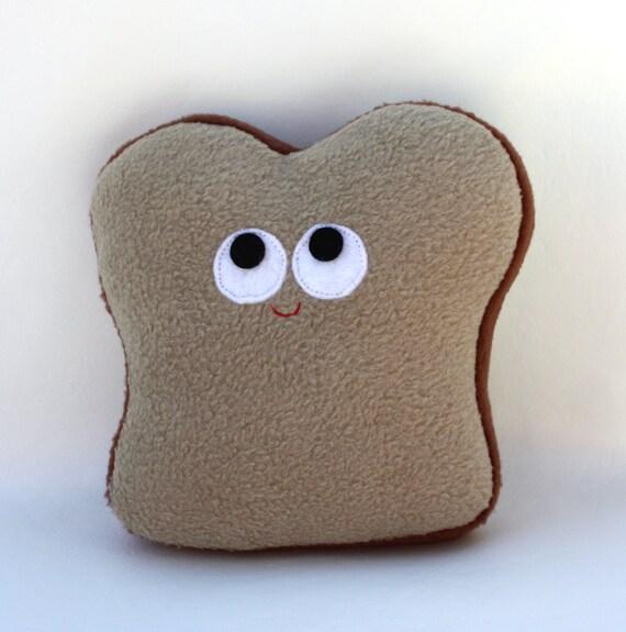 Toast - Plush Food