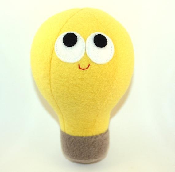 Light Bulb - Plush