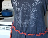 Rub My Belly- Use Me & Abuse Me Apron