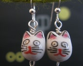 Cat Friends Earrings