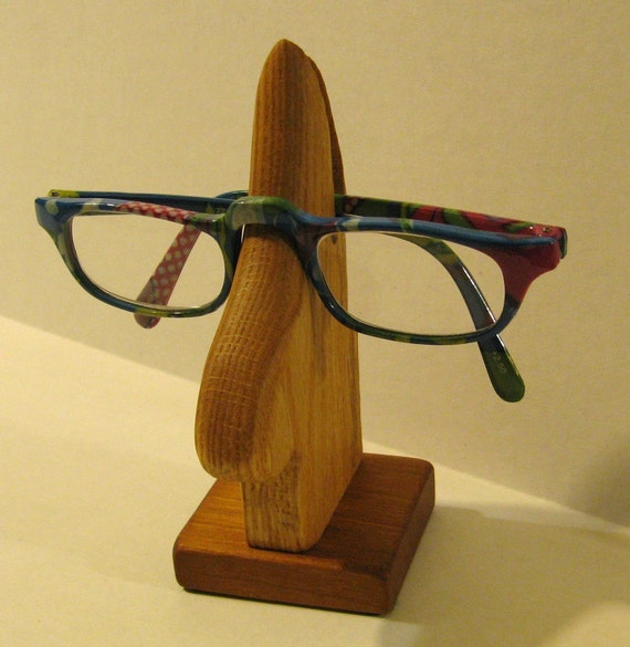 eyeglass holder unique wooden by boxnmor on etsy