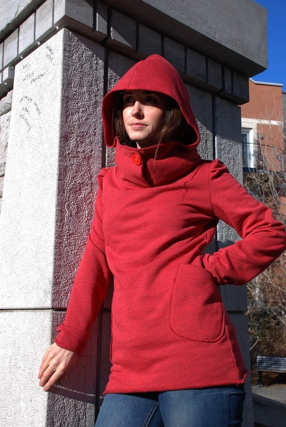 Boreal Sweater RED