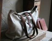 Extra Large Recycled Canvas Carryall