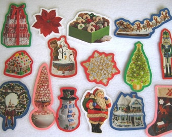 Christmas Felt Board, Holiday Flannel Board Set, Homeschool Preschool, Felt Board Story