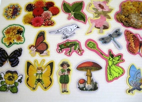 Flowers and Fairies Felt Board Story, Fairy Felt Board, Homeschool Preschool, Flannel Board Set