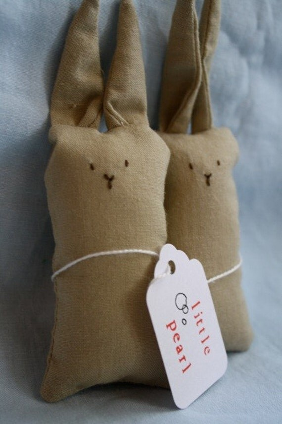 Little Friends - Soft Bunny Pair