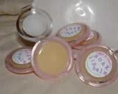 Coffee and Cream Lip Balm Compact -  All Natural