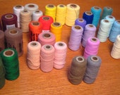 Lots of Punch Embroidery Thread