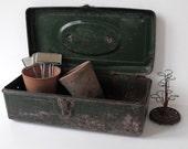 Rustic Tool box