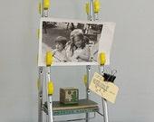 Vintage Display  Stand Note Holder