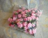 Mini Silk Rosebuds