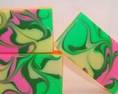 Mambo - cold-process vegan soap