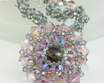 Black Diamonds Are A Girl's Best Friend Necklace