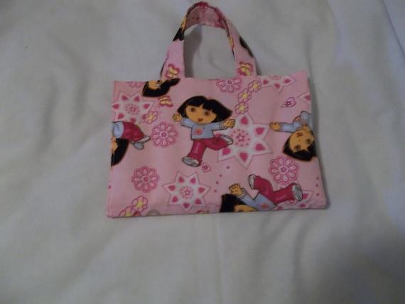 Kids Crayon Caddy and Activity Case Dora