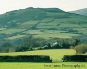 Irelands Green Countryside 5x7