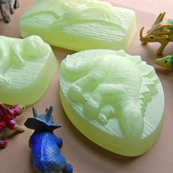 DinoGlow Soap - Choose your very favorite