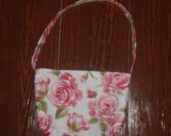 Sweet roses toddler purse
