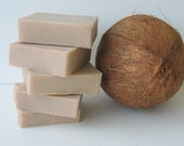 Coconut- Canolive Soap