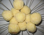 Lemon Sugar Soap Balls