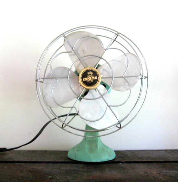 Vintage Fan - Works