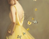 Little Wings- Figurative Art Print