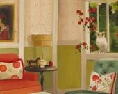 The Secret Diary Of Snow White- Art Print