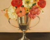 Still Life. Champion.  Art Print From Original Oil Painting