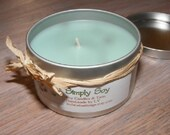 Bayberry - Sage - 6 oz Soy Candle