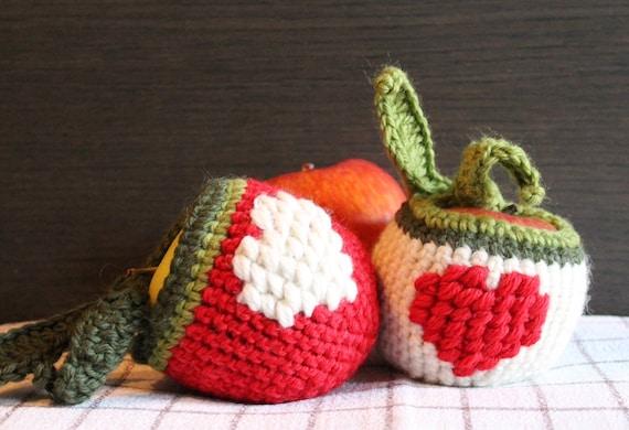 Happy apple cozy
