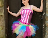 Trashy Little Rainbow TuTu medium