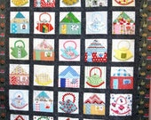 Kettles In The Kitchen Quilt Pattern PDF