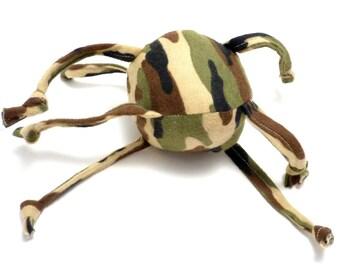 Soft Baby Ball Toy - Camouflage - ZadyMini