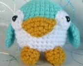 Easton Mini Penguin Amigurumi