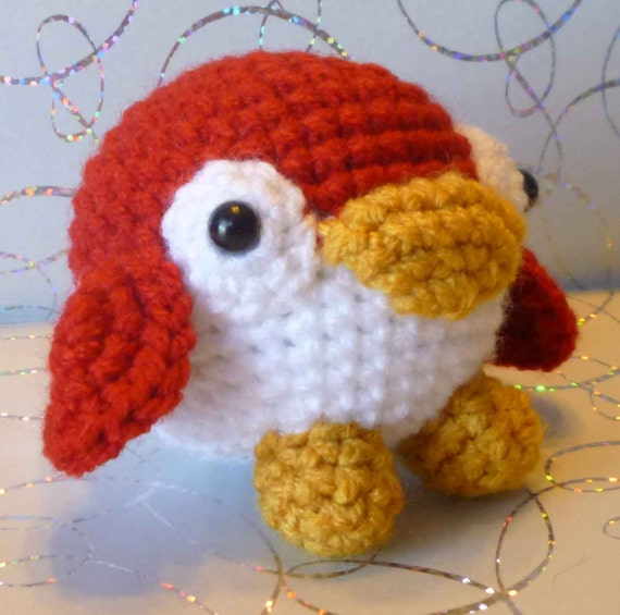 Wendy Mini Penguin Amigurumi