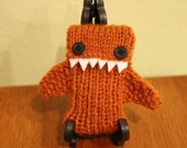 Monster Shark Rust- Smart phone cozy