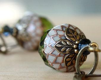 Acorn Earrings, Dangle & Drop, Gift For Her, Gift Ideas For Her, Gift For Mom, Gift For Girlfriend, Christmas Gift, Gift For Girlfriend