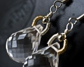 80% OFF Wire Jewelry Tutorial - Xie Briolettes Earrings, Wired Chinese Knot, DCH018, The Love Knot