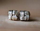 80% OFF Wire Jewelry Tutorial -  Zhu.Studs, Wired Chinese Knot, DCH020, The Love Knot
