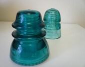 Telephone Pole Glass Insulators
