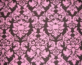 Michael Miller Dandy Damask coco listing for Laurie