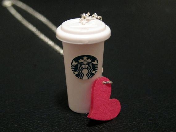 I Love Coffee Pendant / Necklace