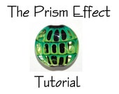 The Prism Effect - Tutorial for glass bead makers
