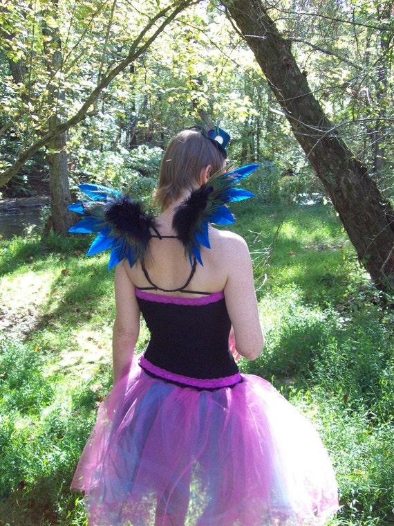 Custom medium feather wings- you choose colors