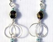 Celtic Earrings - Reserved for Lisa